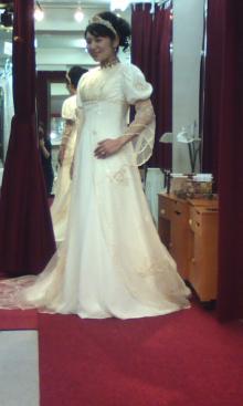 アトリエアンのブログ-オーダードレス