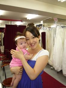 アトリエアンのブログ-ママになりました☆