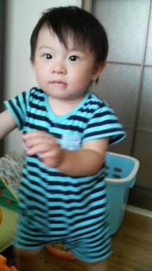 アトリエアンのブログ-1歳4ヶ月